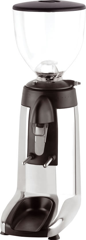 "Compak K3 touch chroom ""Grind on demand"""